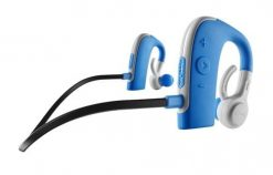 BlueAnt Wireless PUMP-BL Pump Wireless HD Sportbuds - Blue