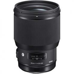 Sigma 85mm f/1.4 DG HSM Art Lens for Canon EF(321954)