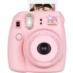Fujifilm Fuji Instax Mini 8 Instant Camera Pink Little Twin Stars Limited Edition