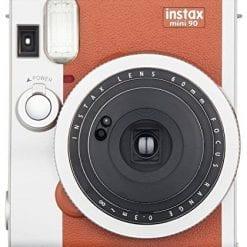 Fujifilm Instax Mini 90 Instant Film Camera (Brown) (16423917)
