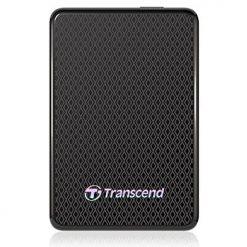 Transcend 256GB USB 3.0 External Solid State Drive (TS256GESD400K)