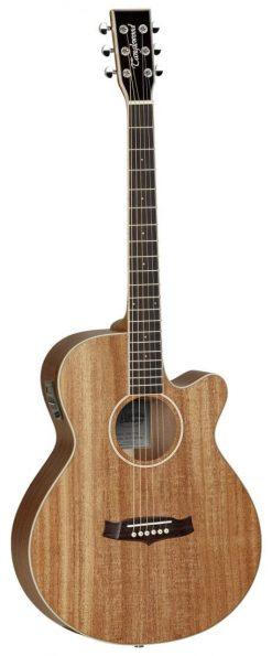 Tanglewood TWUSFCE Super Folk Body Style w/ Cutaway Acoustic Electric Guitar