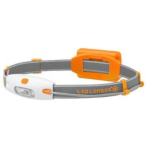 LED Lenser – NEO Headlamp, Orange