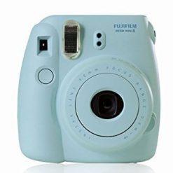 FujiFilm Instax Mini 8 (Blue) (Certified Refurbished)