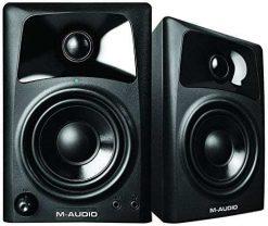 M-Audio AV32 10-Watt Compact Studio Monitor Speakers with 3-inch Woofer (Pair)