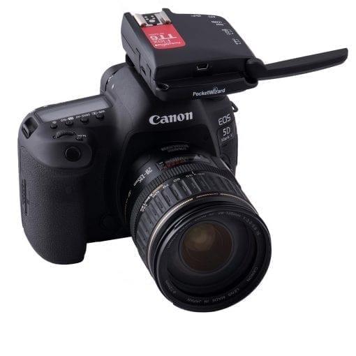PocketWizard FlexTT6 Transceiver for Canon Cameras & Flashes