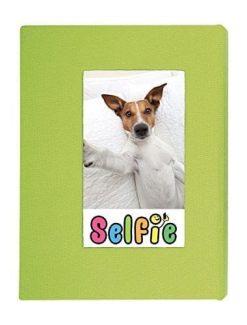 Skutr Selfie Photo Album for Instax Photos - Small (Lime Green)