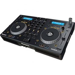 Numark MixDeck Express | Premium DJ Controller with CD & USB Playback [Current Model]