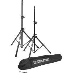 On Stage All-Aluminum Speaker Stand Pak SSP7900