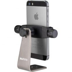 MeFoto SideKick360 Smartphone Tripod Adapter Small - Titanium (MPH100T)