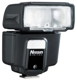Nissin i40N Flash (Black)