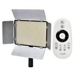 Vivitar Professional Bi-Color LED Video Light VIV-VL-6000