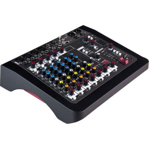 Allen & Heath ZEDi-10 Hybrid Compact Mixer/4×4 USB Interface
