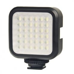 Bower VL8K Digital Compact LED Video Light (Black)