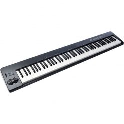 Alesis Q88 | 88-Key USB/MIDI Keyboard Controller with Pitch & Mod Wheels