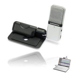 Samson Clip-on USB microphone (Titanium)
