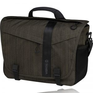 Tenba Messenger DNA 13 Camera and Laptop Bag - Olive (638-376)