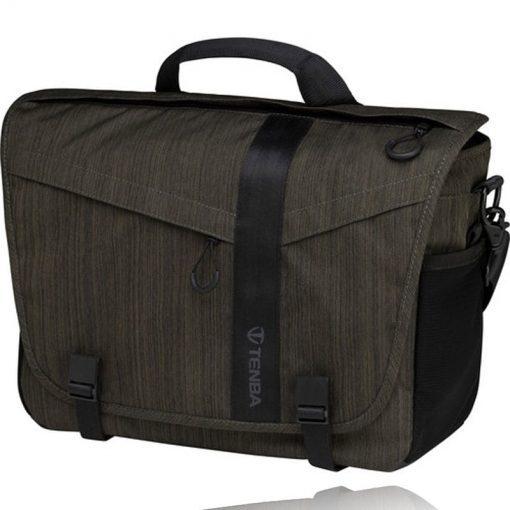 Tenba Messenger DNA 13 Camera and Laptop Bag – Olive (638-376)