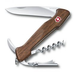 Swiss Army Knives 0.9701.63 Wine Mater with Pouch Walnut