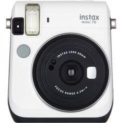 Fujifilm Instax Mini 70 - White Instant Film Camera (White)