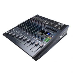 Alto Professional Live 802 | 8-Channel / 2-Bus Mixer with 5 XLR Inputs