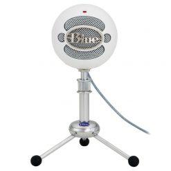 Blue Snowball USB Condenser Microphone White