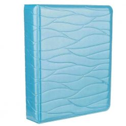 Xit Photo Album for Fuji Instax Prints Holds 64 Photos Ice Blue XTFA64BL