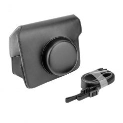 Xit Case For Fuji Wide 300 Camera Black XTFC2BK