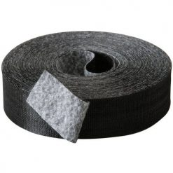 Rip-Tie G-20-030-BK Ripwrap Roll, 30' Length x 2 Width, Black