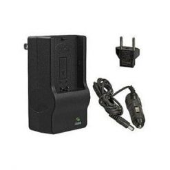 Premium Tech PT-32 Battery Charger for Olympus Li-42B/Fuji NP-45/Pentax D-LI63/Casio NP-80