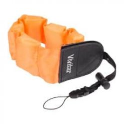 Vivitar Orange Floating Strap Bulk