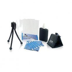 Zeikos DK336 6-in-1 Digital Camera Accessory Kit