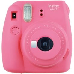 Fujifilm Instax Mini 9 Instant Camera - Flamingo Pink (16550631)