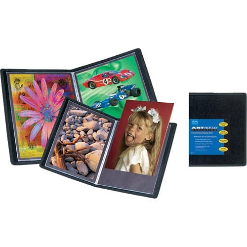 Art Profolio Evolution Presentation Display Book 9 x 12