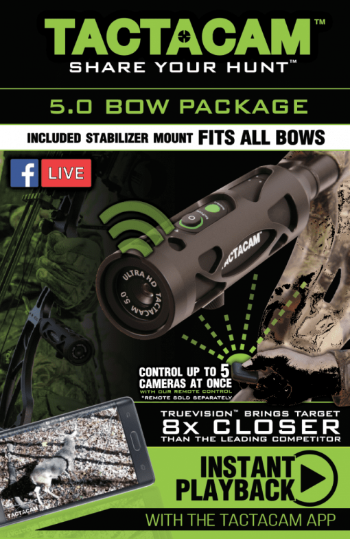 Tactacam TA-5-BOW Ultimate Hunter Package