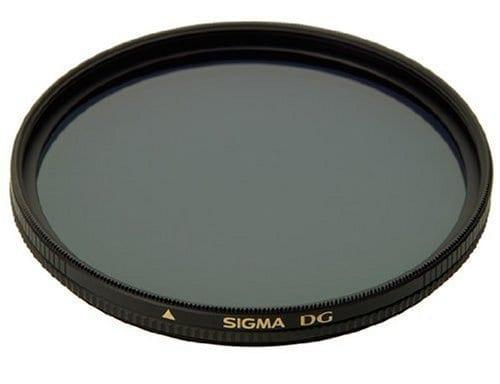 Sigma EX 67mm Multi-Coated Circular Polarizer Filter