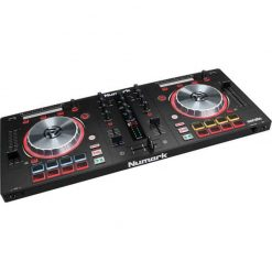 Numark Mixtrack Pro 3 | USB DJ Controller with Trigger Pads & Serato DJ Intro Download (Includes Built-In Sound Card)