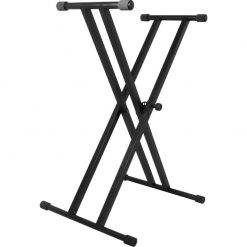 On Stage Classic Double-X Keyboard Stand KS7191