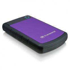 Transcend Storejet 1T Portable USB 3.0 Hard Disk (TS1TSJ25H3P)