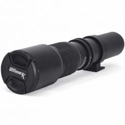 Ultimax 500mm Telephoto Lens