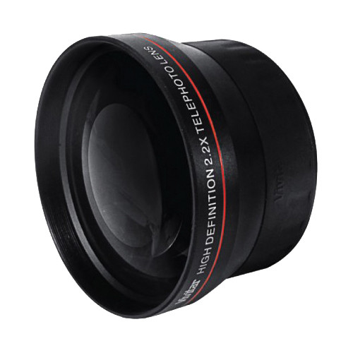 Vivitar 2.2x Telephoto Conversion Lens Attachment for 58mm Threads