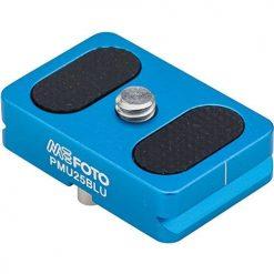 MeFoto BackPacker Air Camera Plate - BLUE