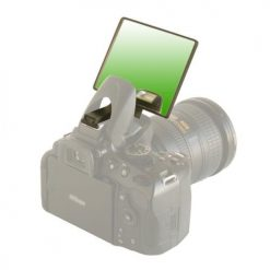 Lightscoop Deluxe Mirror -Green