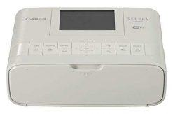 Canon SELPHY CP1300 Compact Photo Printer (White)