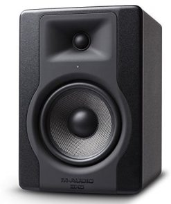 M-Audio BX5 D3 5 2-Way 100W Powered Studio Monitor (Single)