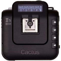 Cactus Wireless Flash Transceiver V6 IIs for Sony Multi Interface Shoe