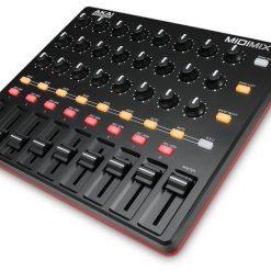 Akai Professional MIDImix   High-Performance Portable USB Mixer/DAW Controller (24 knobs / 16 buttons / 8 line faders)