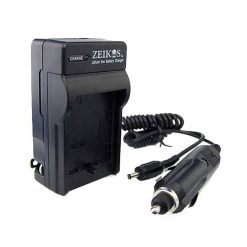 Zeikos ZE-CHEL3E Battery Charger for Nikon EL3E Battery