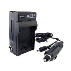 Zeikos ZE-CHEL3E Battery Charger for Nikon EL3E Battery