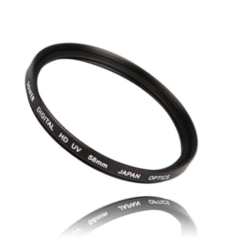 Bower 58mm Pro dHD UV Lens Protection Filter